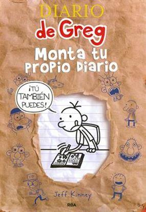 Imagen de DIARIO DE GREG. MONTA TU PROPIO DIARIO