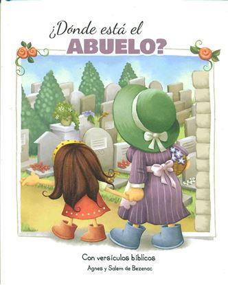 Imagen de ¿DONDE ESTA EL ABUELO?