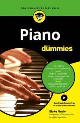 Imagen de PIANO PARA DUMMIES