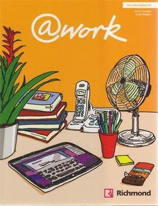Imagen de @WORK 2 STUDENT'S BOOK B1