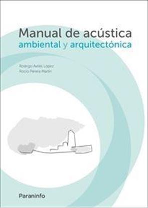 Imagen de MANUAL DE ACUSTICA AMBIENTAL Y ARQUITEC