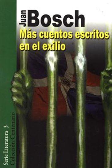 Imagen de MAS CUENTOS ESCRITOS EN EL EXILIO