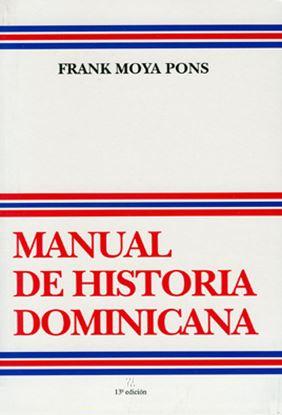Imagen de MANUAL DE HISTORIA DOMINICANA (16 ED.)