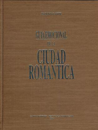 Imagen de GUIA EMOCIONAL DE LA CIUDAD ROMANTICA