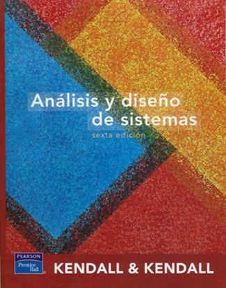 Imagen de ANALISIS Y DISEÑO DE SISTEMAS 8VA. ED.