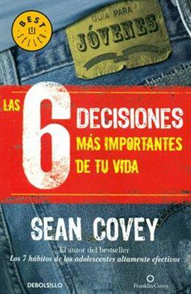 Imagen de LAS 6 DECISIONES MAS IMPORTANTES DE(BOL)