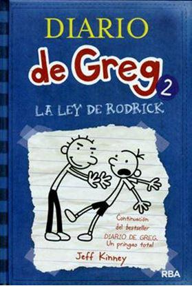Imagen de DIARIO DE GREG 2: LA LEY DE RODRICK