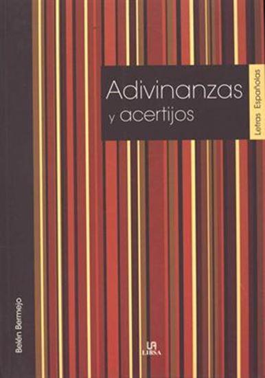 Imagen de ADIVINANZAS Y ACERTIJOS
