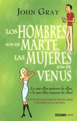 Imagen de LOS HOMBRES SON DE MARTE Y LAS MUJ (BOL)