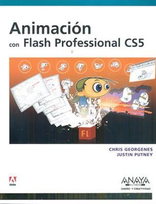 Imagen de ANIMACION CON FLASH PROFESSIONAL CS5