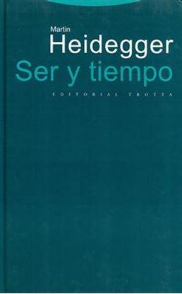 Imagen de SER Y TIEMPO (2DA. EDICION)