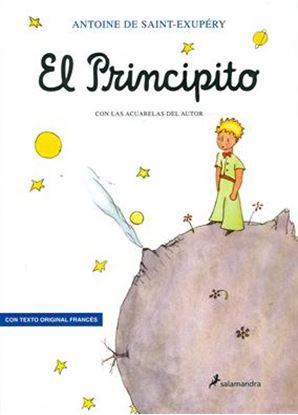 Imagen de EL PRINCIPITO (BILINGUE ES/FR) (SALAM)
