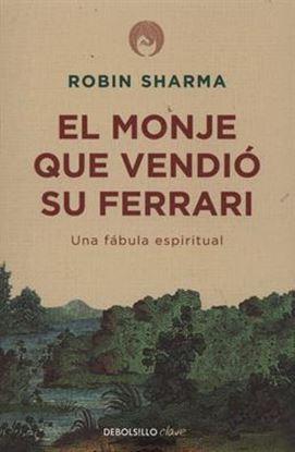 Imagen de EL MONJE QUE VENDIO SU FERRARI (BOL)