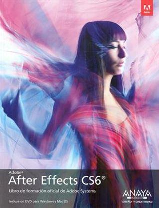 Imagen de AFFTER EFFECTS CS6