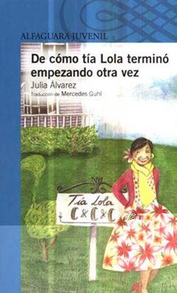 Imagen de DE COMO TIA LOLA TERMINO EMPEZ. -LOQUELE