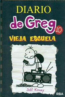 Imagen de DIARIO DE GREG 10. VIEJA ESCUELA (+8)