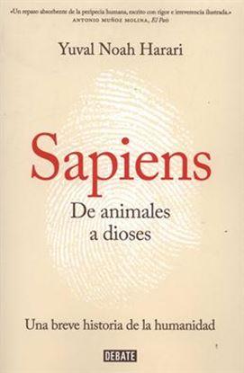 Imagen de SAPIENS. DE ANIMALES A DIOSES (TB)