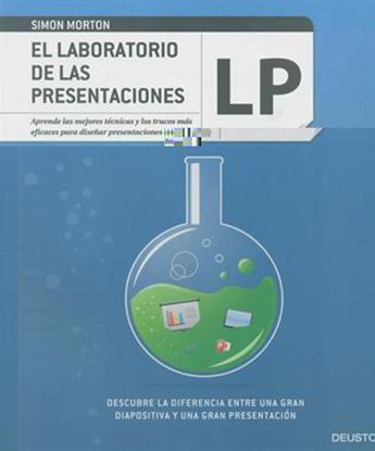 Imagen de EL LABORATORIO DE LAS PRESENTACIONES