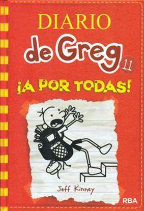 Imagen de DIARIO DE GREG 11. A POR TODAS