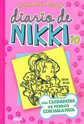 Imagen de DIARIO DE NIKKI 10. CUIDADORA DE PERROS