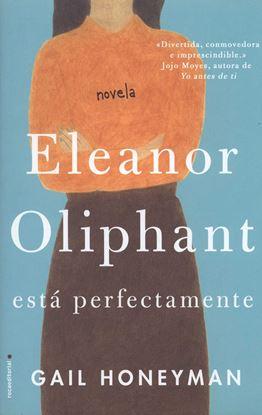 Imagen de ELEANOR OLIPHANT ESTA PERFECTAMENTE