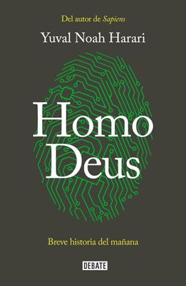 Imagen de HOMO DEUS (TB)