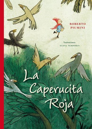 Imagen de LA CAPERUCITA ROJA (PICARONA)