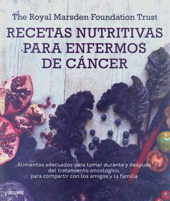 Imagen de RECETAS NUTRITIVAS P/ ENFERMOS DE CANCER