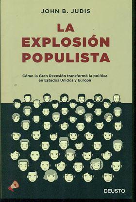 Imagen de LA EXPLOSION POPULISTA