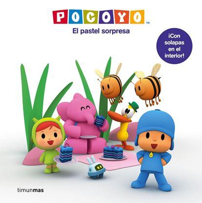 Imagen de POCOYO. EL PASTEL SORPRESA