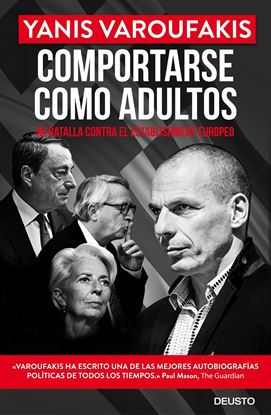 Imagen de COMPORTARSE COMO ADULTOS