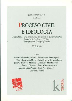 Imagen de PROCESO CIVIL E IDEOLOGIA