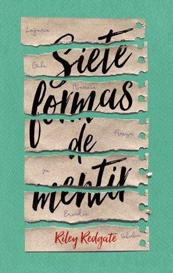 Imagen de SIETE FORMAS DE MENTIR