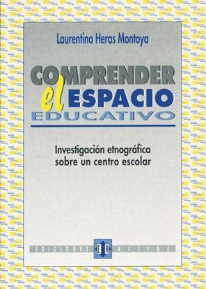 Imagen de COMPRENDER EL ESPACIO EDUCATIVO