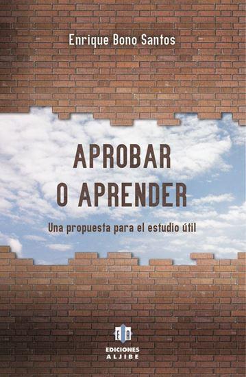 Imagen de APROBAR O APRENDER