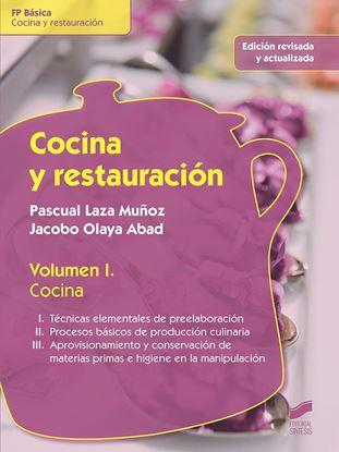 Imagen de COCINA Y RESTAURACION. VOLUMEN I. COCINA