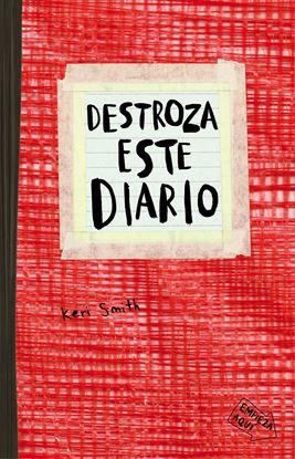 Imagen de DESTROZA ESTE DIARIO (ROJO)