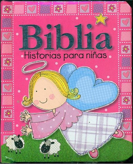 Imagen de BIBLIA HISTORIAS PARA NIÑAS (TD)