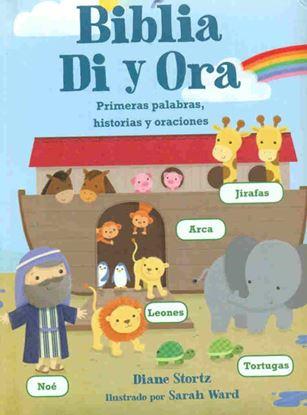 Imagen de BIBLIA DI Y ORA