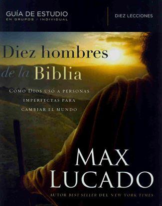 Imagen de DIEZ HOMBRES DE LA BIBLIA