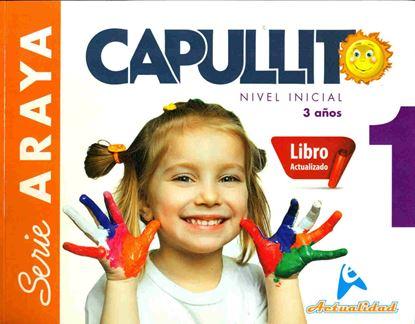 Imagen de CAPULLITO 1, SERIE ARAYA (A) EDI- ACTUAL