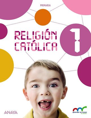 Imagen de RELIGION CATOLICA 1 (ANAYA)