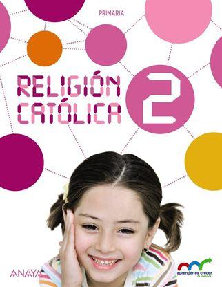 Imagen de RELIGION CATOLICA 2 (ANAYA)