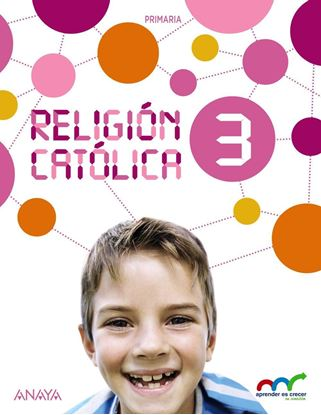 Imagen de RELIGION CATOLICA 3 (ANAYA)