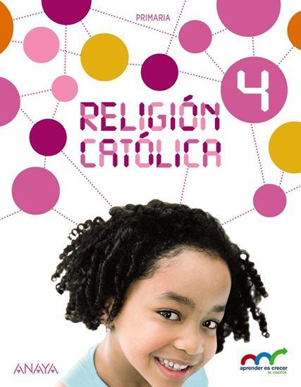 Imagen de RELIGION CATOLICA 4 (ANAYA)