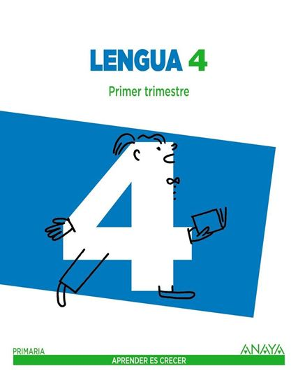 Imagen de LENGUA 4 (ANAYA)