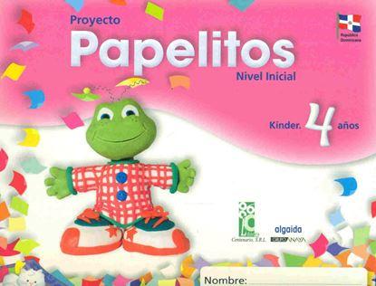 Imagen de PAPELITOS 4 AÑOS