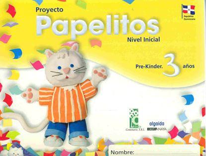 Imagen de PAPELITOS 3 AÑOS