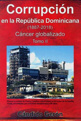 Imagen de CORRUPCION EN LA REP. DOM. TOMO II.