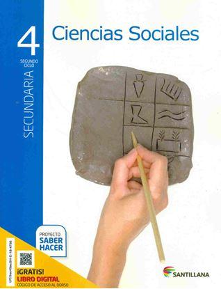 Imagen de PACK CIENCIAS SOCIALES 4 SECUN SABER HAC